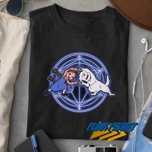 Alchemist Nina Tucker Fusion t shirt