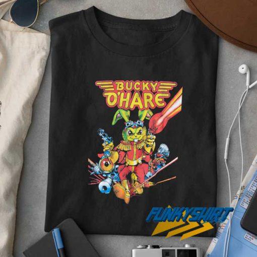 Bucky OHare Cartoon t shirt