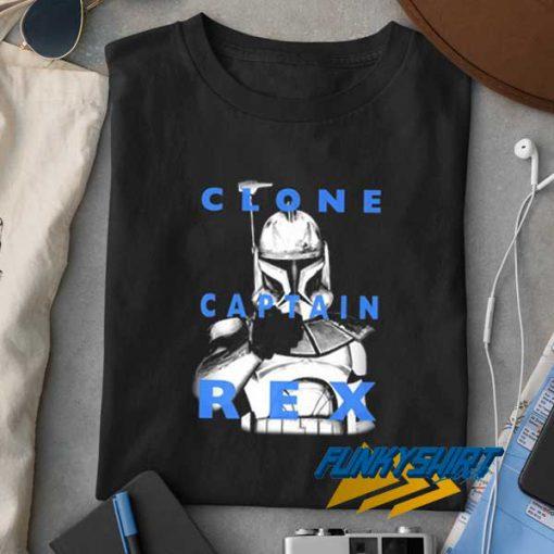 Captain Rex Clone Graphic t shirt