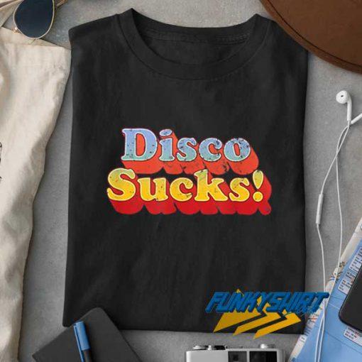 Disco Sucks t shirt