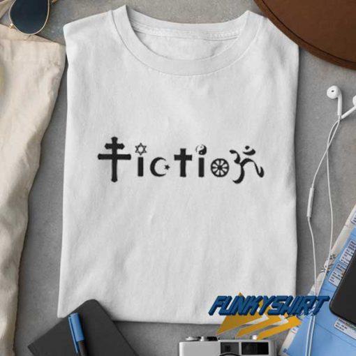 Fiction Amazing Atheist t shirt