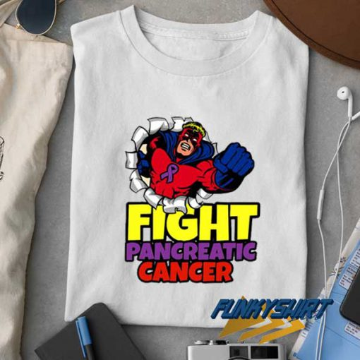 Fight Pancreatic Cancer Meme t shirt