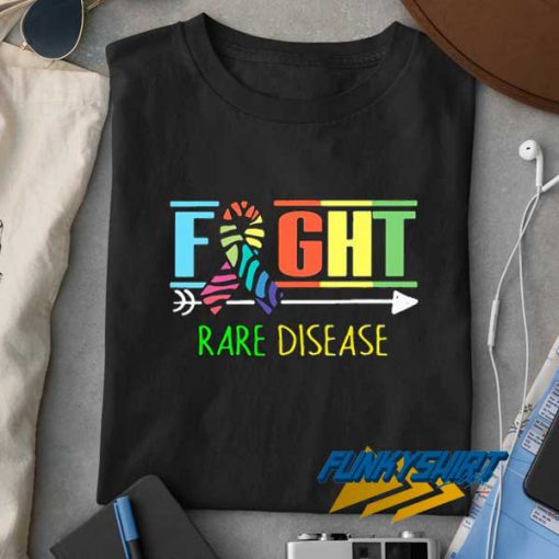 Fight Rare Disease t shirt