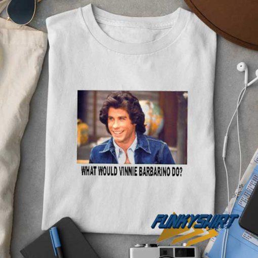 Funny Vinnie Barbarino Photos t shirt