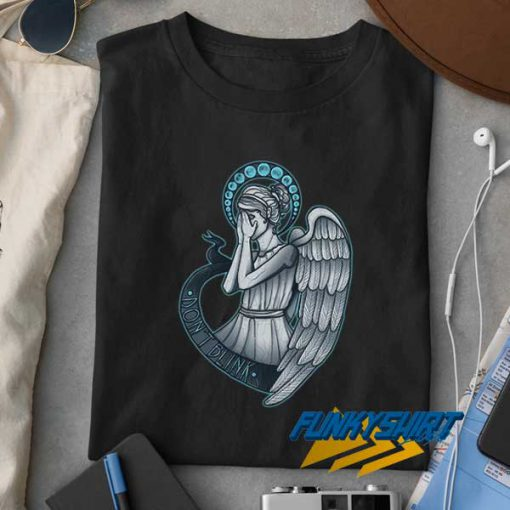 Funny Weeping Angels t shirt