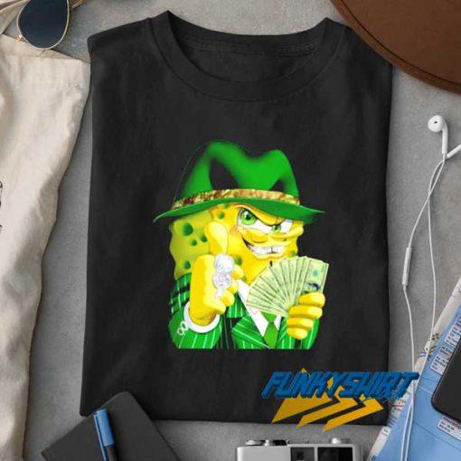 Gangster Spongebob t shirt