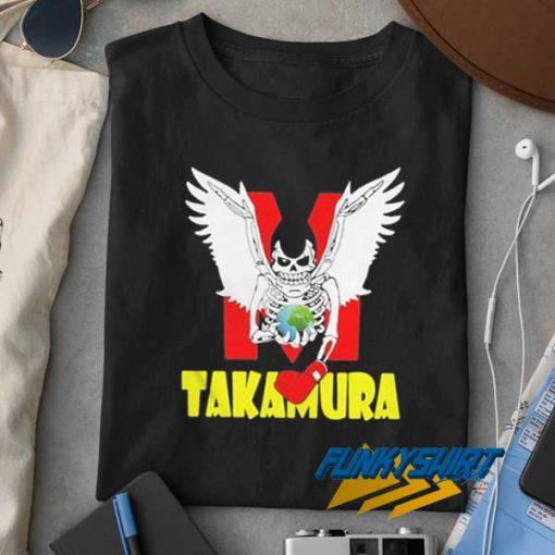Hajime No Ippo Takamura t shirt