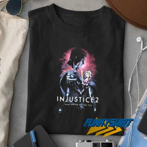 Injustice 2 t shirt