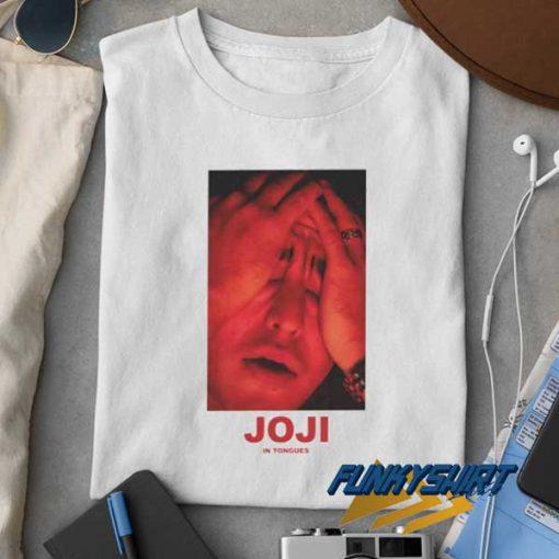 Joji In Tongues t shirt