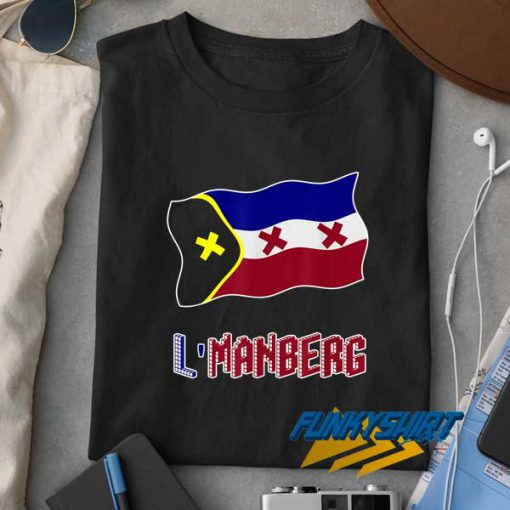 LManberg Flag t shirt