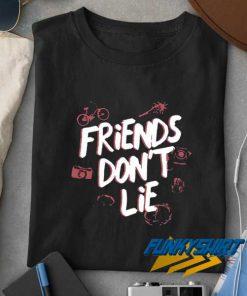 Parody Friends Dont Lie t shirt