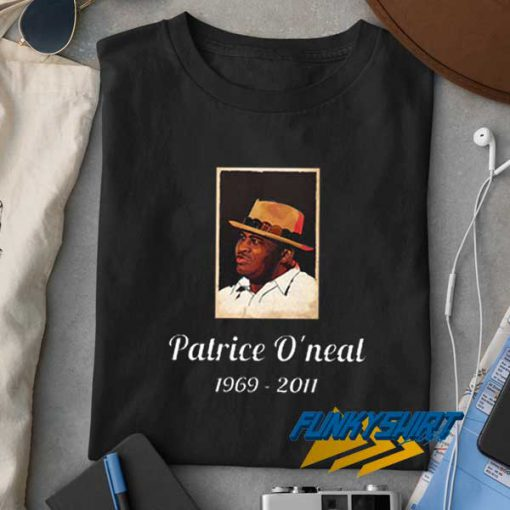 Patrice Oneal 1969 2011 t shirt