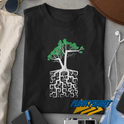 Pi Infinity Square Root t shirt