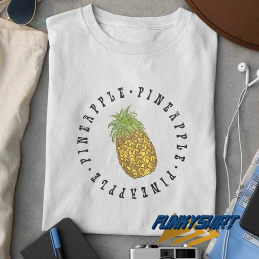 Pineapple Parody t shirt