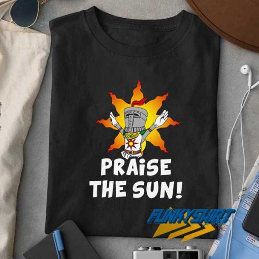 Praise The Sun t shirt