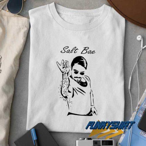 Salt Bae Meme 2017 t shirt