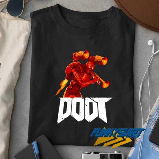 The Doot Of Doom t shirt