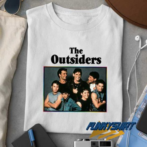 The Outsiders 80s Movies t shirt