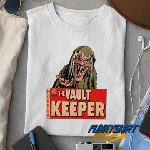 The Vault Keeper t shirt