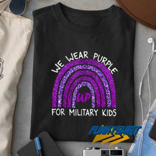 We Were Purple Up t shirt