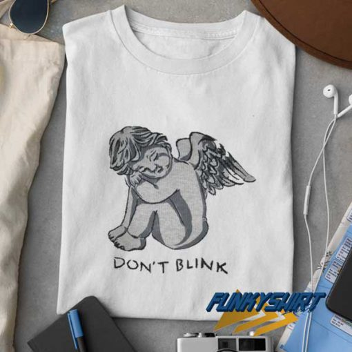 Weeping Angels Graphic t shirt